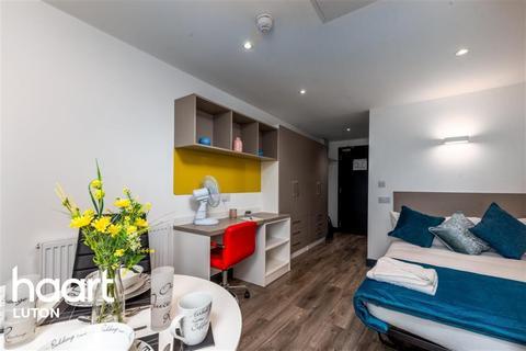 Studio to rent - Opto Village, Dumfries Street, Luton