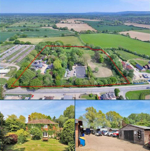 3 bedroom detached house for sale - Uckfield Road, Ringmer, Lewes, East Sussex, BN8