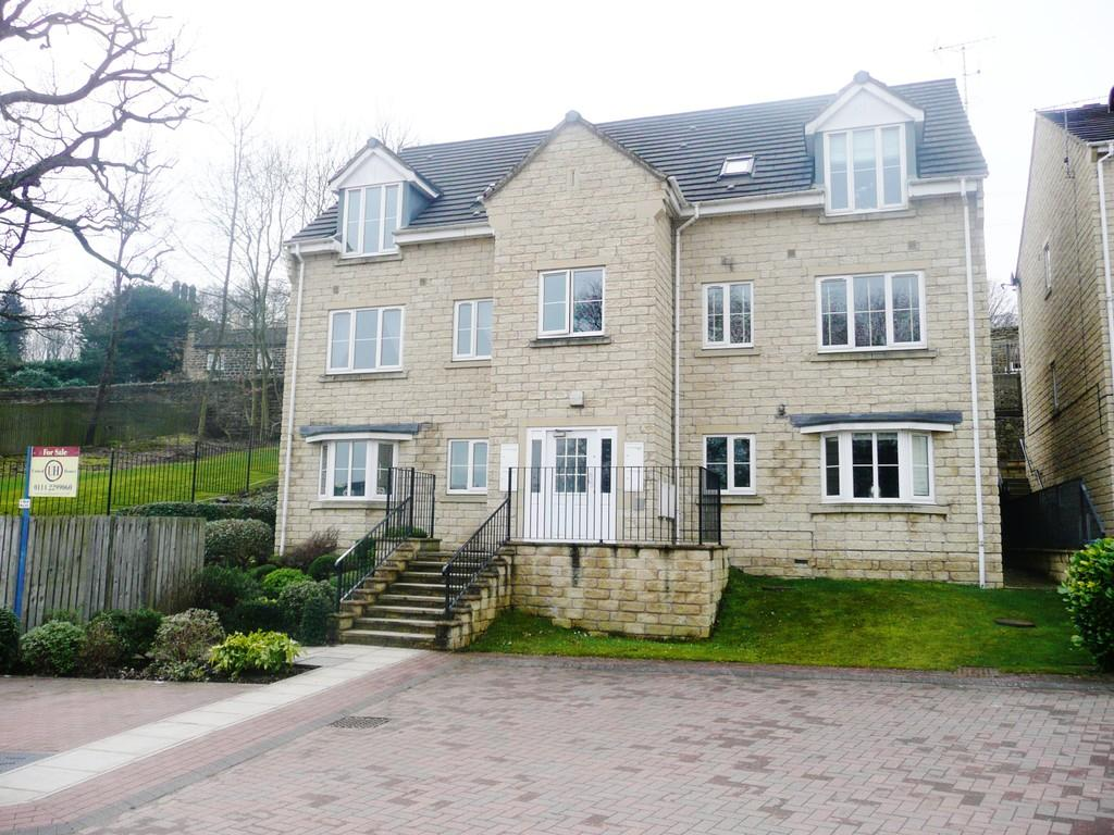 3 Bedrooms Apartment Flat for sale in Queenswood Road, Wadsley Park Village, Sheffield