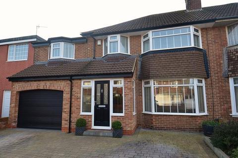 4 bedroom semi-detached house for sale - Monkstone Crescent, Tynemouth, NE30 2QG