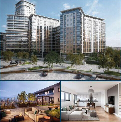 1 bedroom flat for sale - Amplify Apartments, Salford Quays