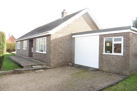 3 bedroom detached bungalow for sale - William Road, Fakenham NR21