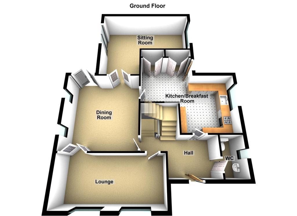 Floorplan 2 of 3: Not Specified
