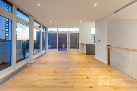 3 bedroom penthouse to rent - Amberley Waterfront, Amberley Road, Warwick Avenue, W9