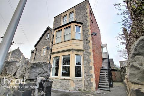 1 bedroom flat for sale - Walliscote Road, Weston-Super-Mare