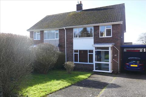 3 bedroom semi-detached house for sale - Ogwen Drive, Lakeside, Cardiff