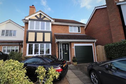 4 bedroom detached house for sale - Yeoman Way, Hadleigh, Ipswich, Suffolk, IP7 5HW