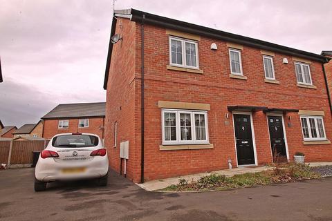 3 bedroom semi-detached house for sale - Page Lane, Halton View, Widnes