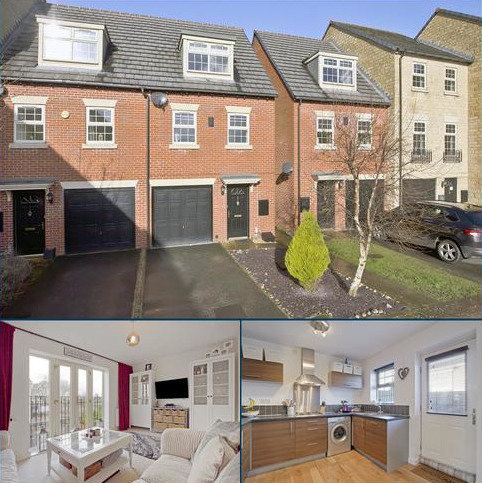 3 bedroom townhouse for sale - Silver Cross Way, Guiseley