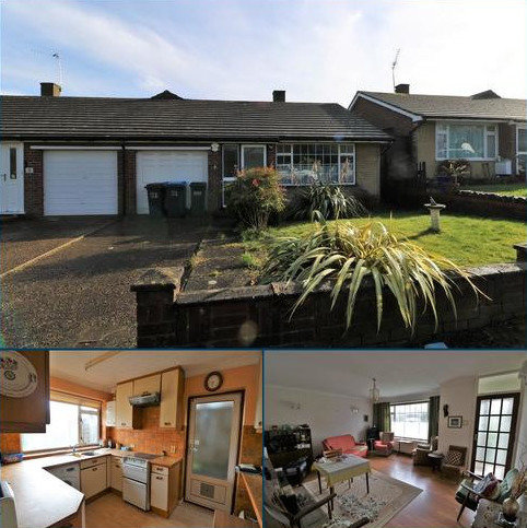 3 bedroom semi-detached bungalow for sale - Greystone Close, South Croydon, Surrey, CR2 8PP