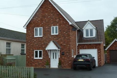 3 bedroom detached house to rent - Church Road, Stowupland