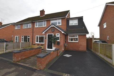 4 bedroom semi-detached house for sale - Ashley View, Market Drayton