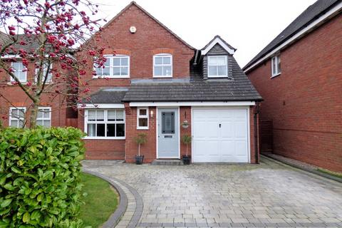 3 bedroom detached house for sale - Yorkshire Way, Burntwood