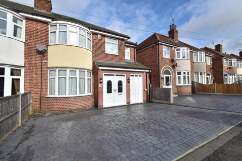 5 bedroom semi-detached house for sale - Cardinals Walk, Off Scraptoft Lane, Leicester
