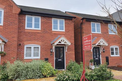 2 bedroom semi-detached house for sale - Iris Rise, Cuddington