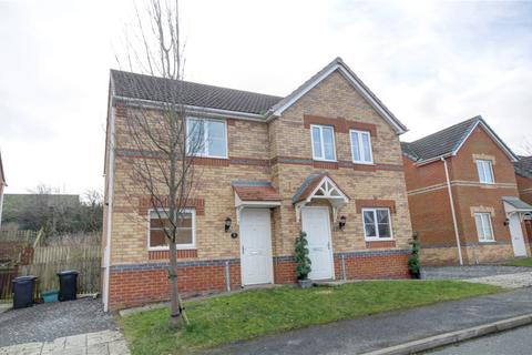 2 bedroom semi-detached house for sale - Barley Rise, New Brancepeth, Durham, DH7