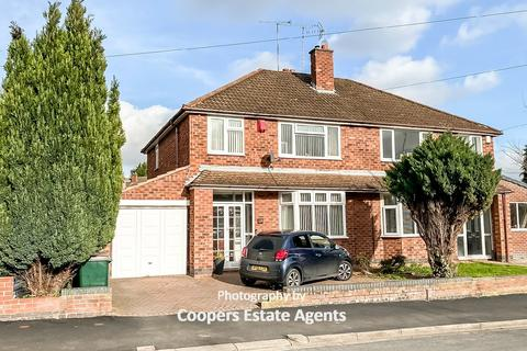 3 bedroom semi-detached house to rent - Maidavale Crescent, Styvechale, Coventry