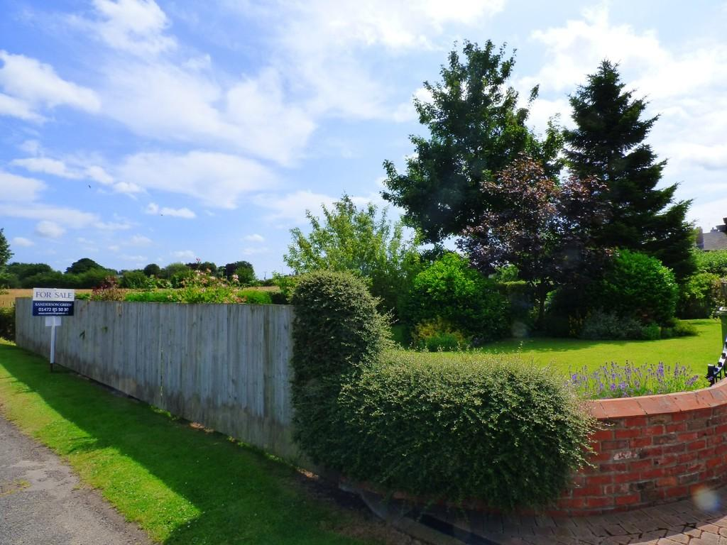 3 Bedrooms Land Commercial for sale in Building Plot, Middle Rasen