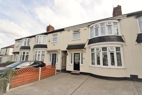 3 bedroom terraced house for sale - Cranleigh Road, Stockton, TS18 4AX