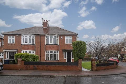 3 bedroom semi-detached house for sale - The Wynd, Gosforth, Newcastle upon Tyne