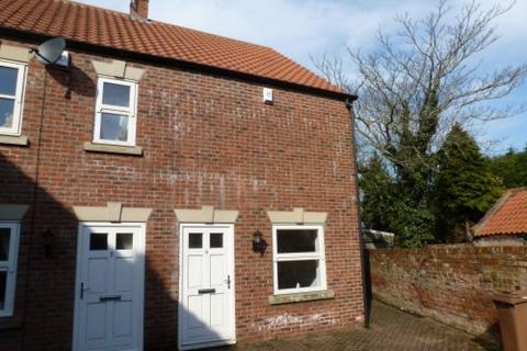 2 bedroom end of terrace house to rent - Barton Lane, Barrow-Upon-Humber