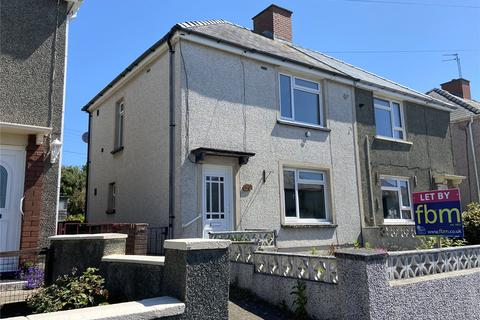 3 bedroom semi-detached house to rent - Precelly Place, Milford Haven, Pembrokeshire, SA73