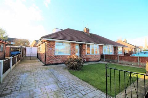 2 bedroom semi-detached bungalow for sale - Shearman Road, Pensby