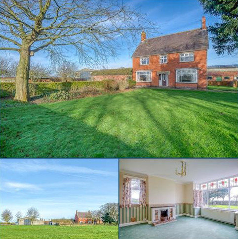4 bedroom equestrian property for sale - Sutton Road, Huttoft, Alford, Lincolnshire, LN13