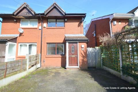 2 bedroom semi-detached house to rent - Pelham Place, Manchester