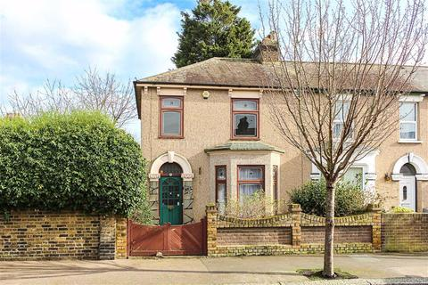 3 bedroom end of terrace house for sale - Wentworth Road, Manor Park, London
