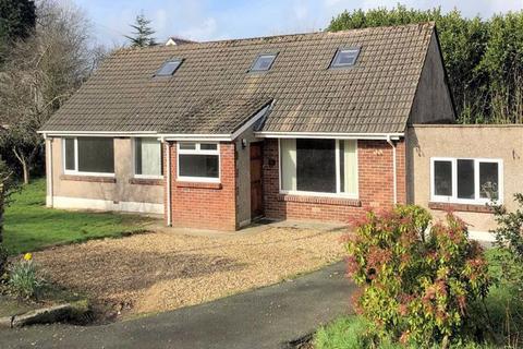 4 bedroom detached bungalow for sale - Merlins Avenue, Haverfordwest
