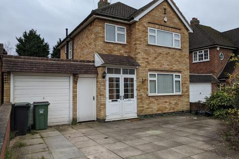 3 bedroom detached house to rent - Uplands Road, Oadby, Leicester