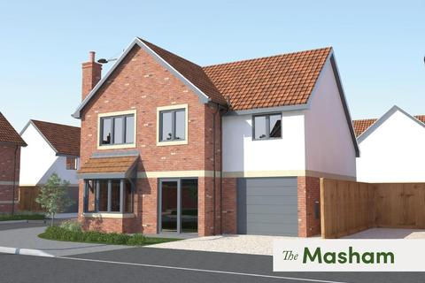 4 bedroom detached house for sale - Plot 55, Shepherd's Rest, Shepherd Lane, Lincoln Way, Beverley, HU17 8PH