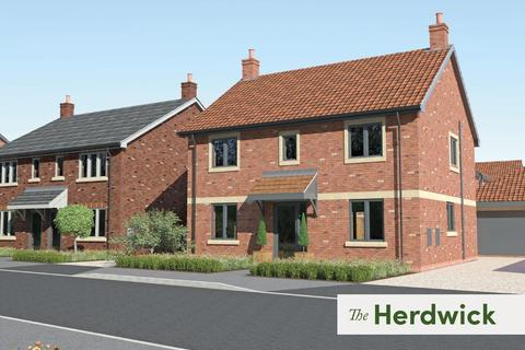 4 bedroom detached house for sale - Plot 57, Shepherd's Rest, Shepherd Lane, Lincoln Way, Beverley, HU17 8PH