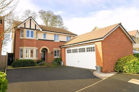 4 bedroom detached house for sale - Hughes Lane, Malpas, SY14