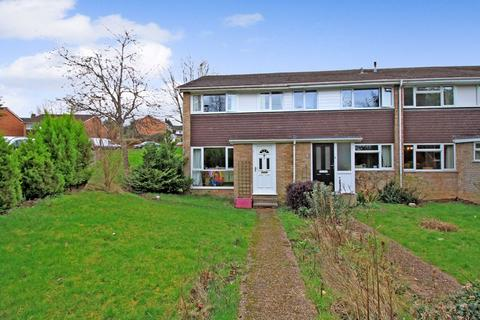 3 bedroom end of terrace house for sale - Hedgerow Drive, West End Park