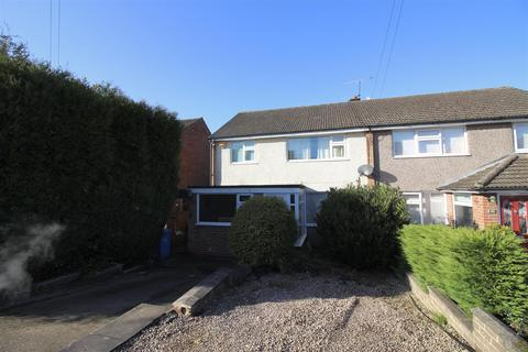 3 bedroom semi-detached house for sale - Portreath Drive, Allestree, Derby