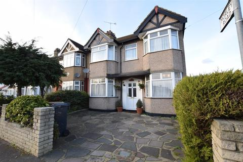 4 bedroom end of terrace house for sale - Pemberton Gardens, Chadwell Heath, Romford