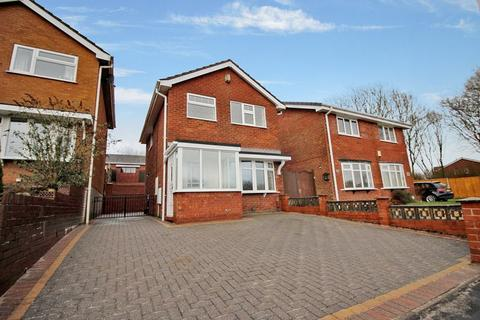 3 bedroom detached house for sale - Zodiac Drive, Packmoor, Stoke on Trent