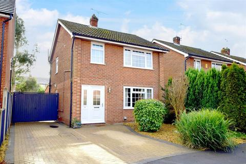 3 bedroom detached house for sale - West Avenue North, Chellaston, Derby