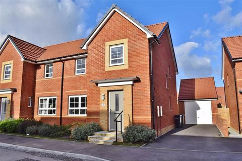 4 bedroom semi-detached house for sale - Hickory Way, Chippenham, Wiltshire, SN15