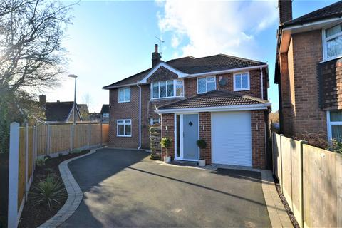 4 bedroom detached house for sale - Auckland Close, Mickleover, Derby