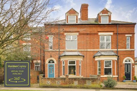 4 bedroom semi-detached house for sale - Linby Road, Hucknall, Nottinghamshire, NG15 7TS