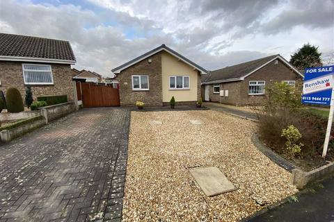 2 bedroom detached bungalow for sale - Peveril Crescent, West Hallam, Derbyshire