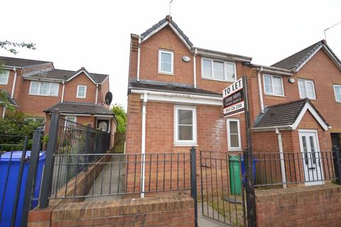 3 bedroom house to rent - Olanyian Drive, Manchester