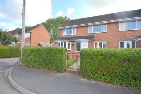 3 bedroom semi-detached house for sale - Flaxman Close, Barlaston, Stoke-On-Trent
