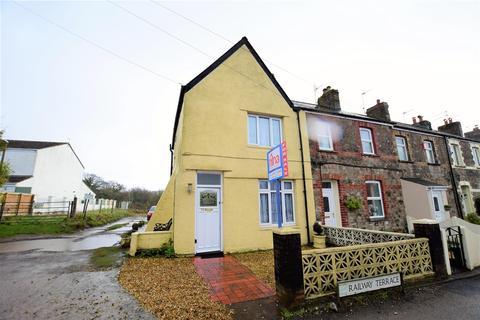 2 bedroom end of terrace house for sale - Railway Terrace, Dinas Powys