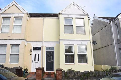 3 bedroom end of terrace house for sale - Queens Road, Mumbles, Swansea