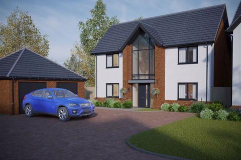 4 bedroom detached house for sale - Kingswood Place, Old Warwick Road, Lapworth