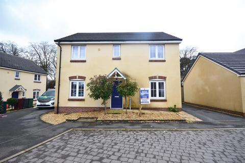 4 bedroom detached house for sale - Gatehouse View, Pembroke